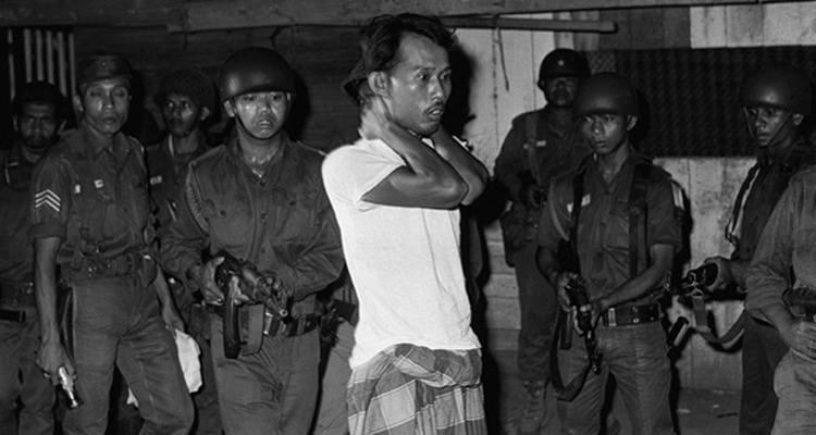 Alsnog 'berechting' voor massamoorden Indonesië
