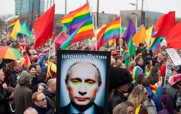 Poetin's anti-homo hetze en de selectieve verontwaardiging van Nederlanders